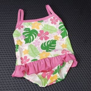 NWT Baby Aspen Little Girls Swimsuit